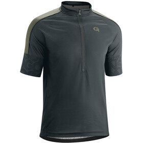 Gonso Arlas Half-Zip SS Bike Jersey Men graphite